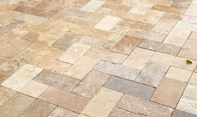 In Boca Raton Florida, Is It Better To Go With Brick Pavers Or Travertine  During A Pool Remodel?