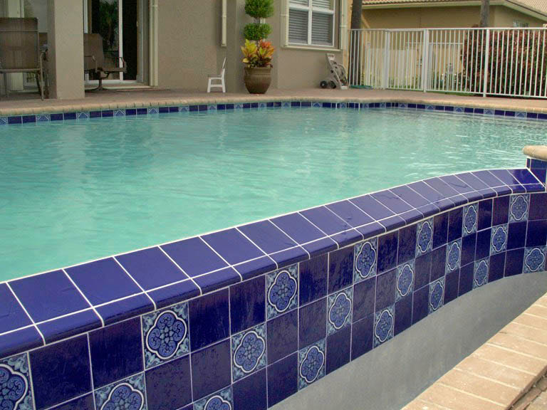 Pool Remodeling In Wellington Florida With Brick