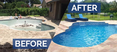 Pool Remodeling In Miami Patio Pavers Including Ft